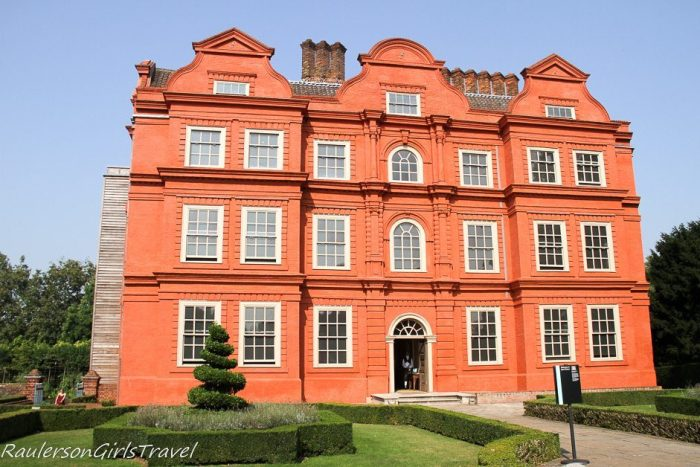 Kew Palace in England