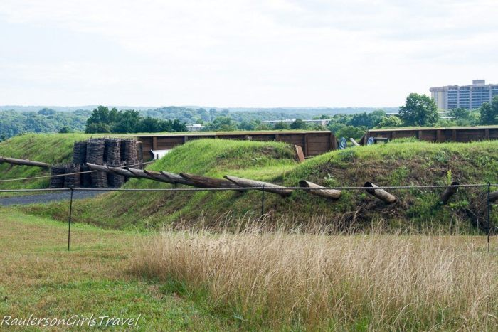Redoubt at Valley Forge