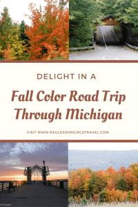 Delight in a Fall Color Road Trip Through Michigan