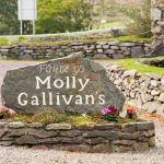 Molly Gallivan's sign