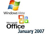 MSO2007 y Windows Vista, lo próximo de Microsoft