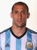 4 PABLO ZABALETA defensor