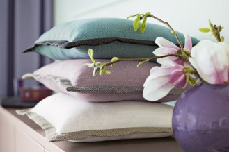 Kissenbezüge im individuellen Design