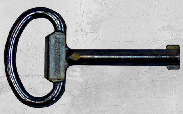 Die Schlüssel zum Raumschiff