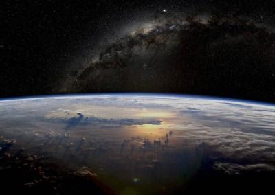 Wie gross ist das Universum?