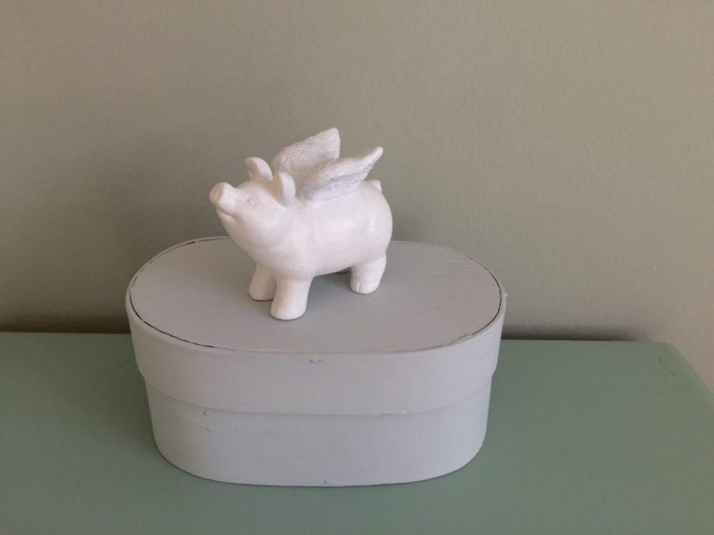 Was will das Schwein uns sagen?