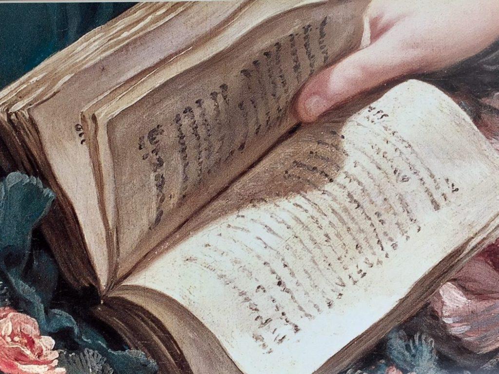 Frauen die lesen, sind gefährlich