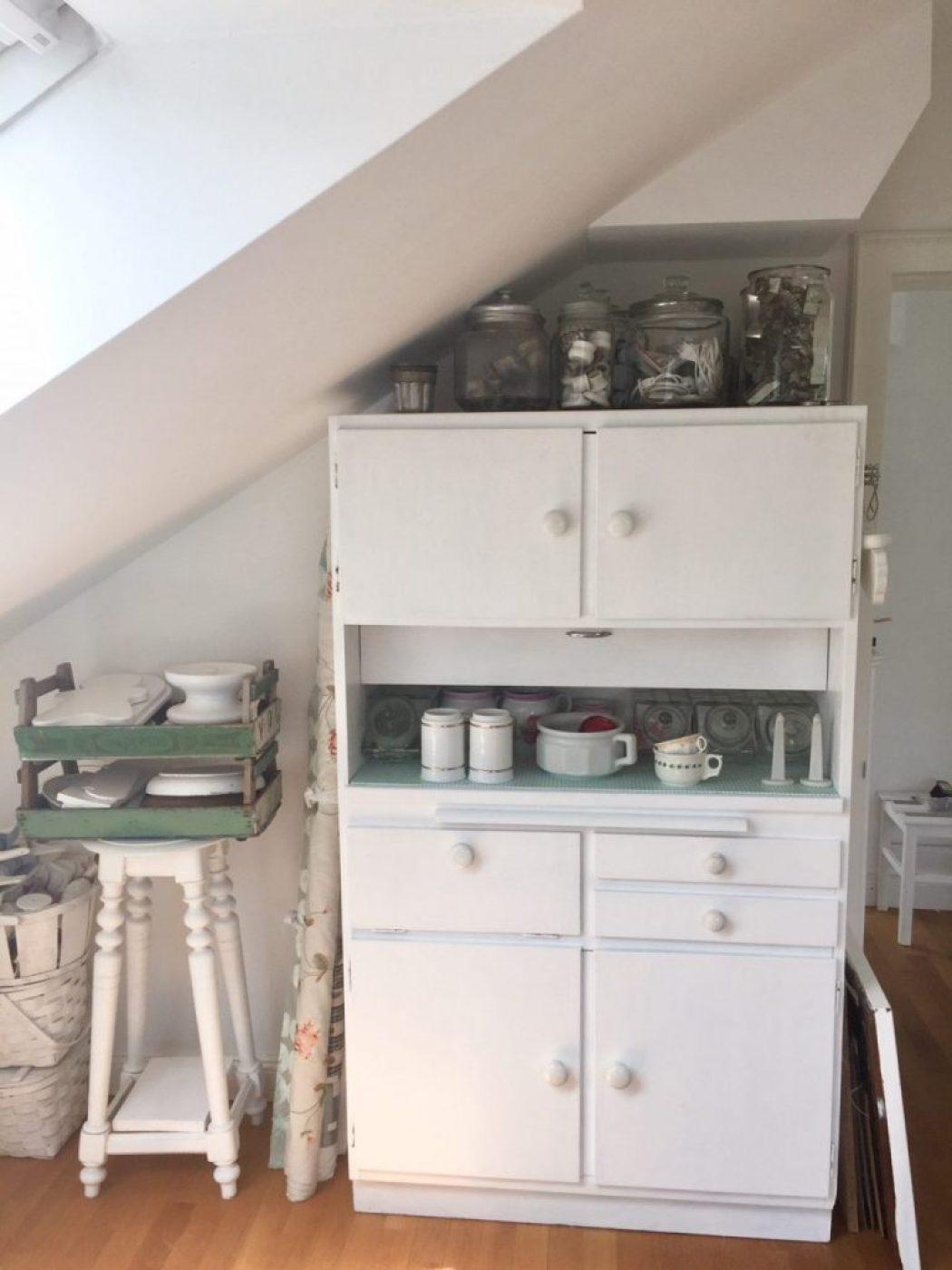 schöner wohnen alter küchenschrank neu und hübsch