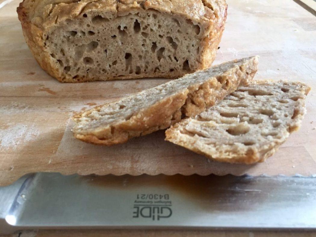 Unwetter Brot als Reserve