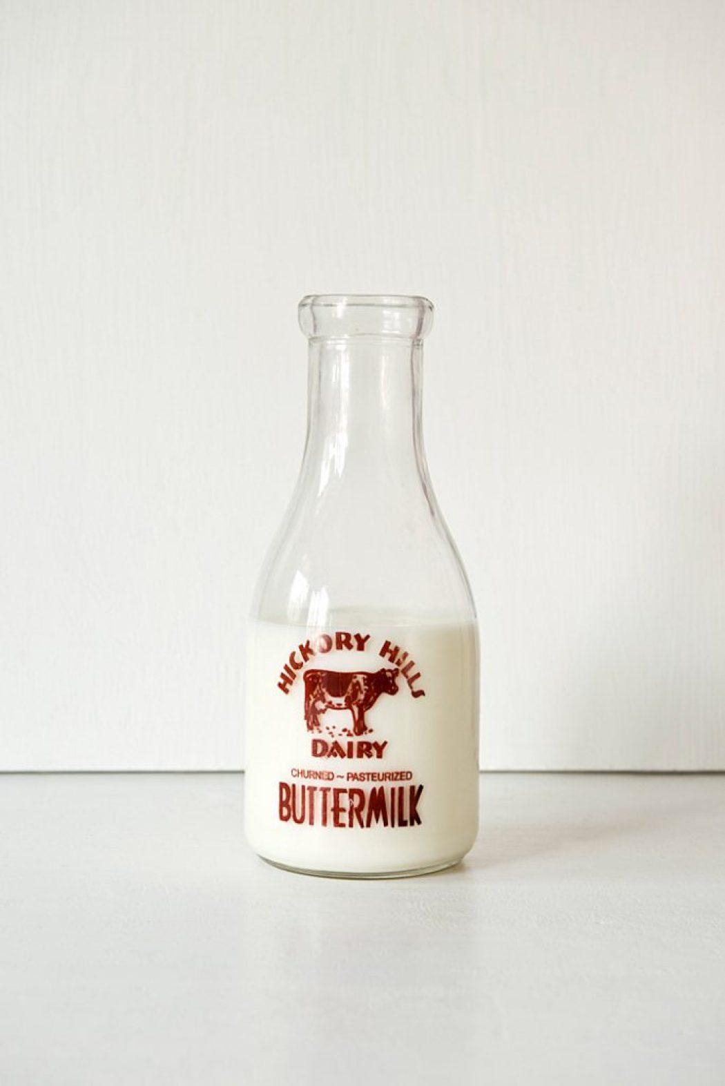 buttermilch ist gut für die füße