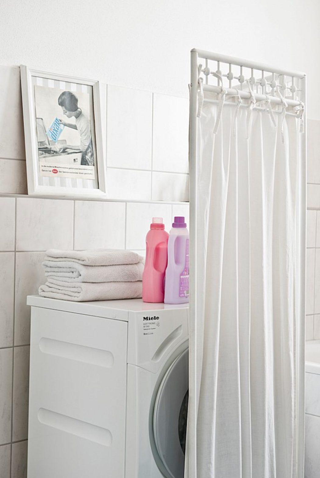 MUndwasser macht die Waschmaschine froh