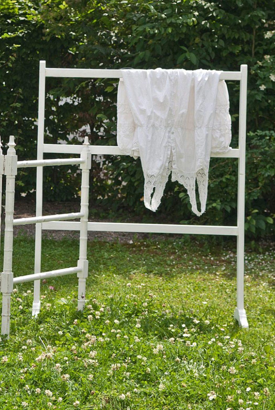 Mundwasser macht frische Wäsche