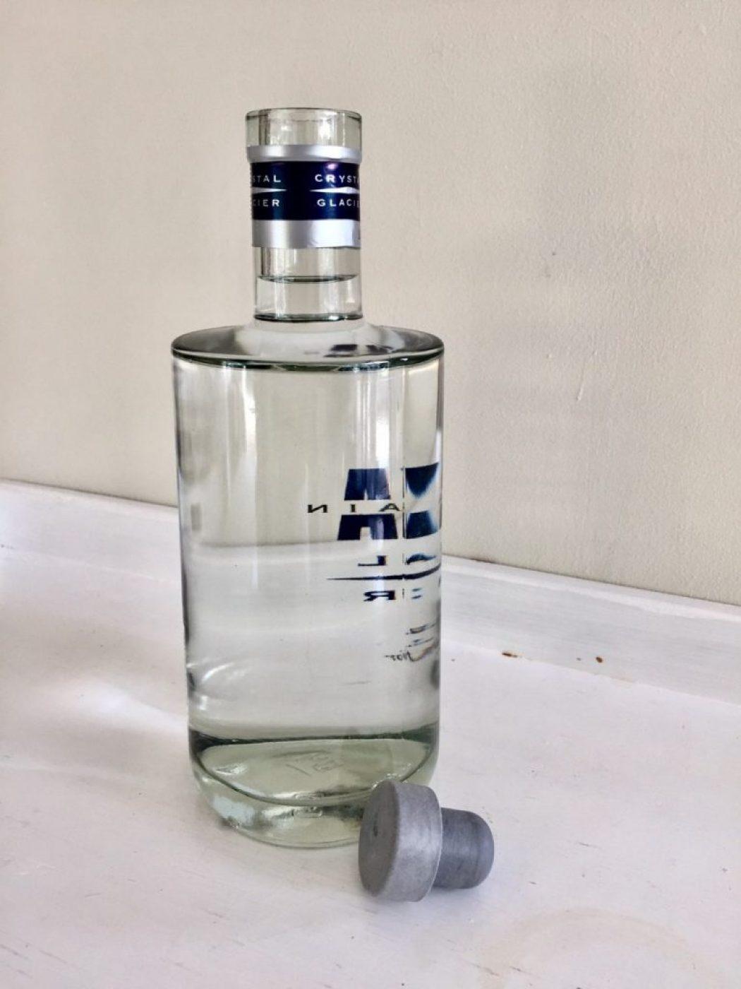 wodka und kräuter passen gut zusammen