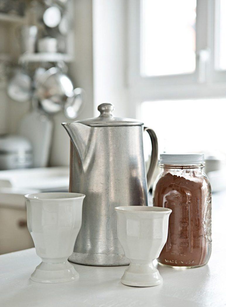 ein perfekter sonntag beginnt mit kakao