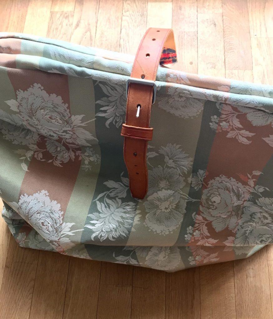 Tasche Reisetasche selbst genaeht
