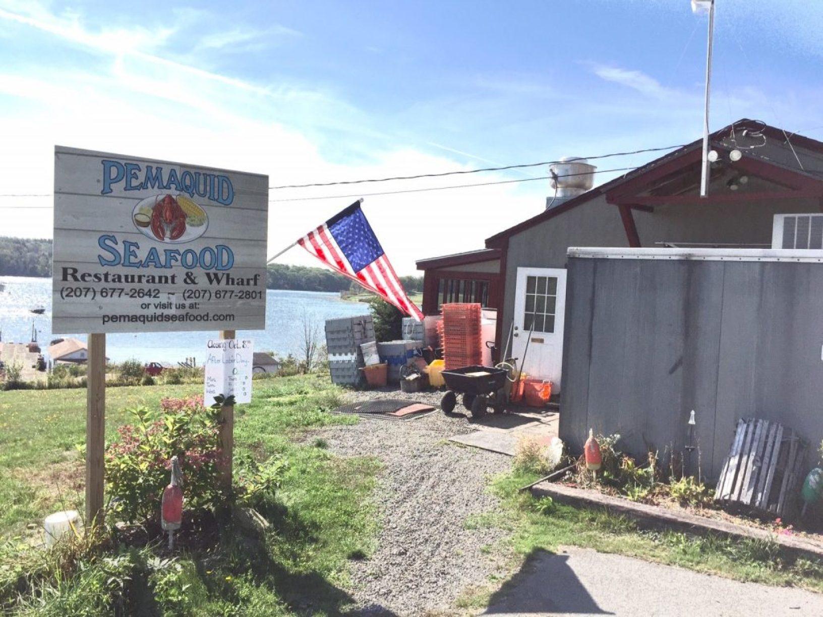 Lieblingsort in Maine mit viel Hummer