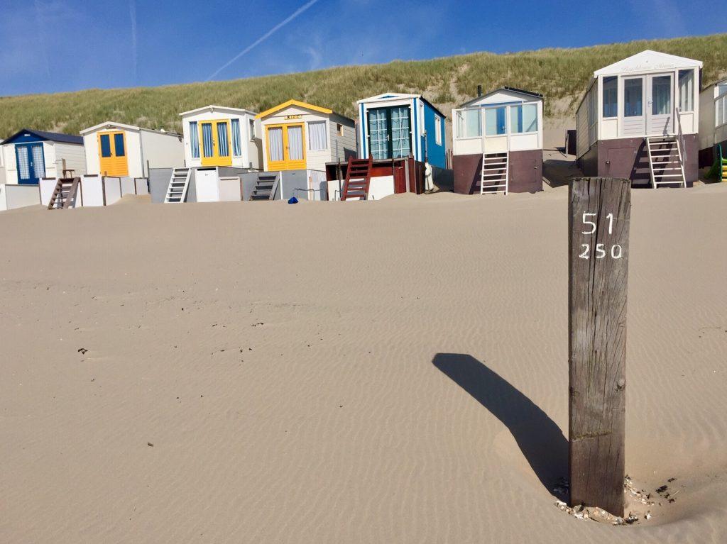 Geheimtipp: Strandhaus und Meer