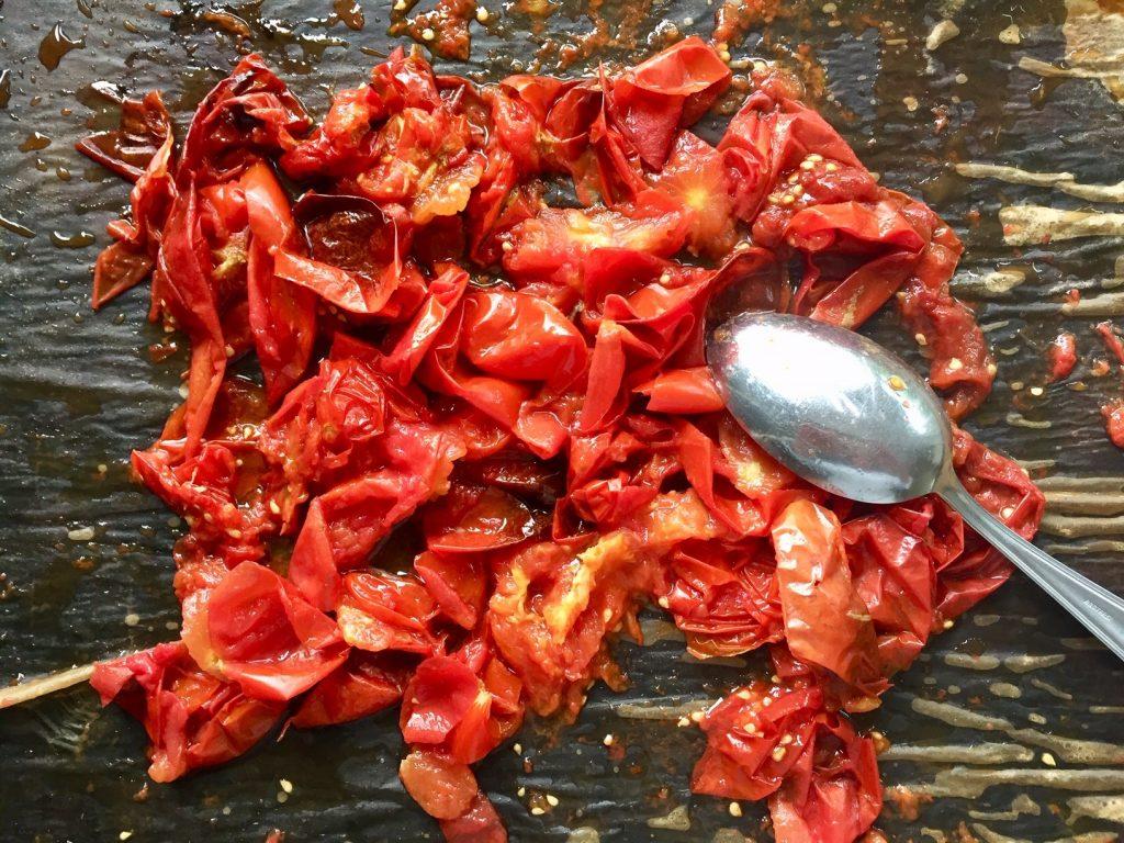 Tomaten zu Pulver verarbeiten ist genial