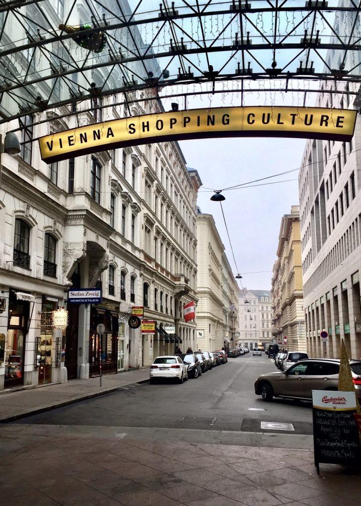 Reise nach Wien