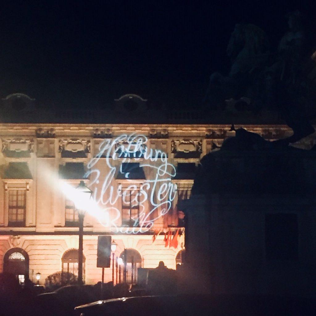 Eine Reise nach Wien zu Silvester