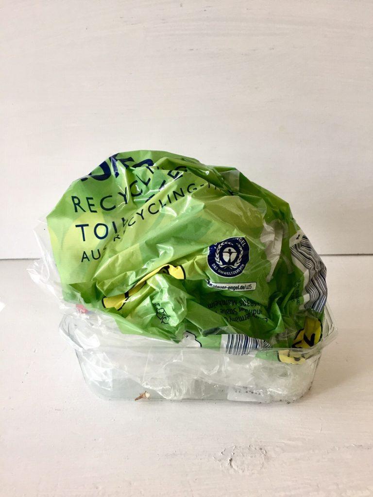 Plastik kann man vielfach auch weglassen