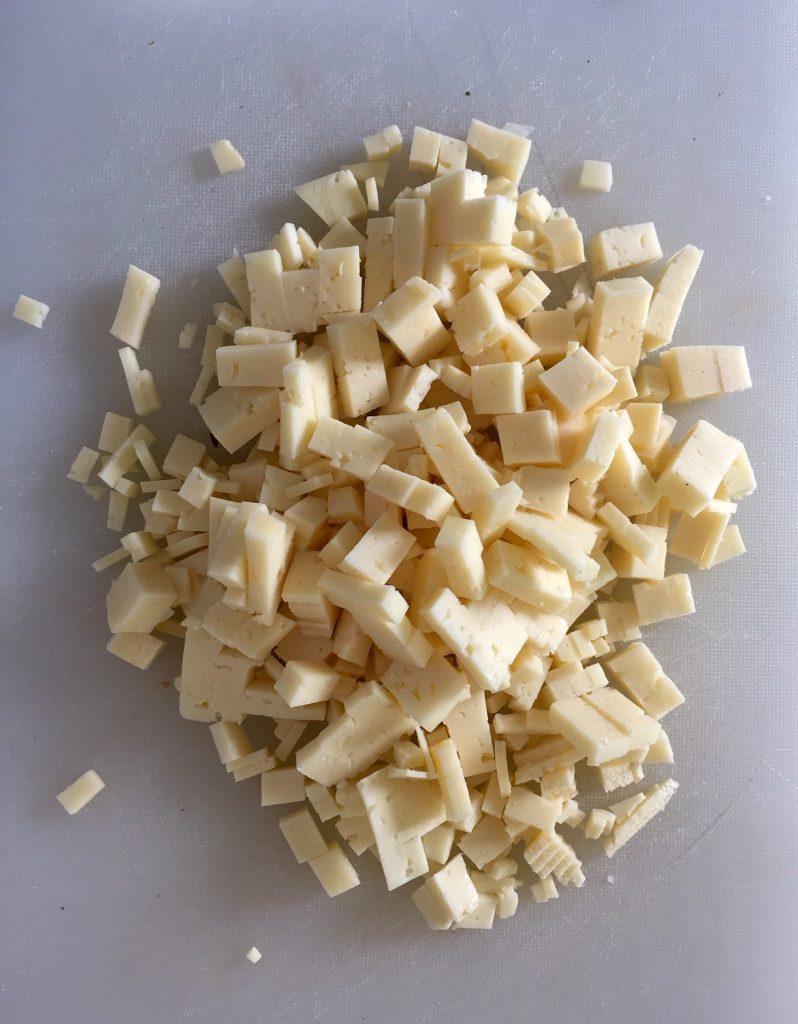 Keto heisst viel Käse essen