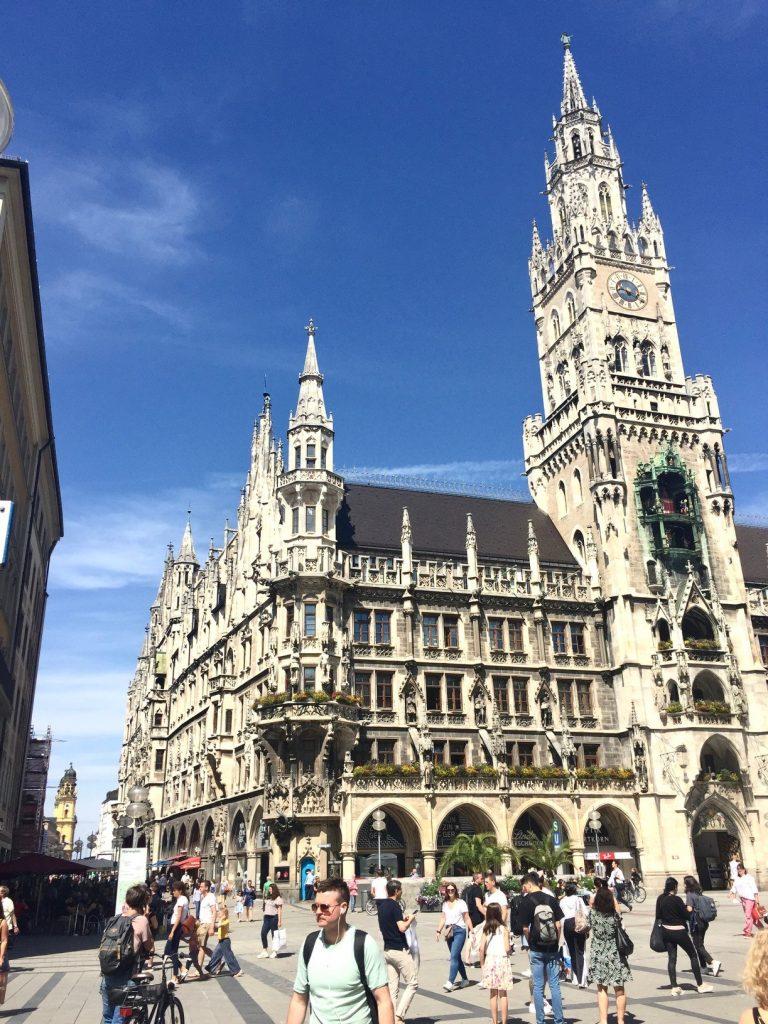 Urlaub in München ist weisswurst und kultur
