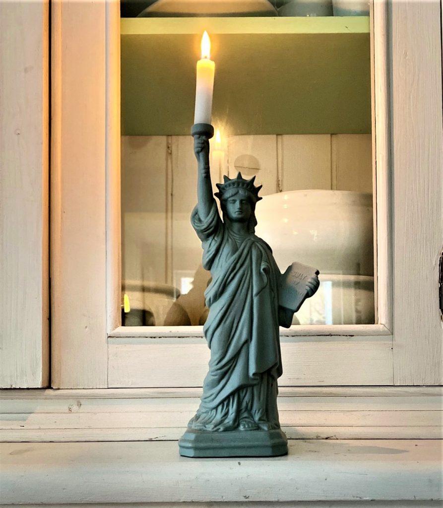 Miss Liberty fürs Wohnzimmer