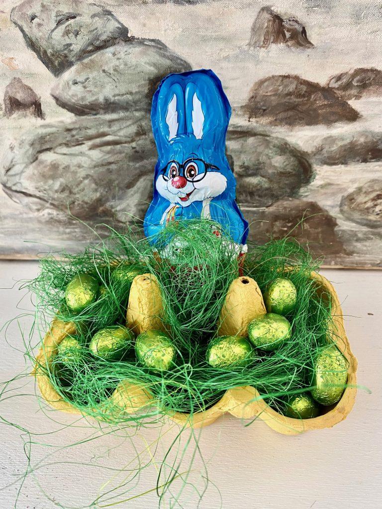 Ostern feiern ziemlich nachhaltig
