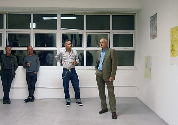 Ulrich Wellmann in conversation with Clem Crosby 20.09.2014