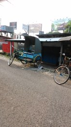 Becak Simpang Labor (1)