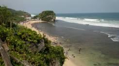 Pantai Indrayanti, Gunung Kidul, Djogja (4 May 2016)