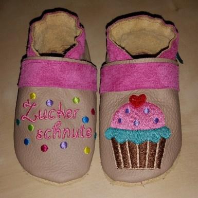 Cupcake-Puschen
