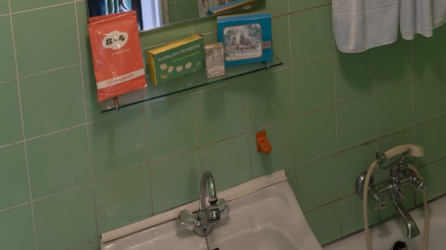 Badezimmer im Quelle Fertighaus
