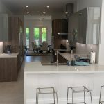 Galley Kitchen Remodel In Coral Gables Miami General