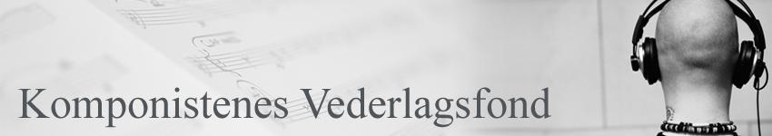 Komponistenes Vederlagsfond logo