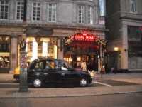 Londoner Pub The Cole Hole im Westend