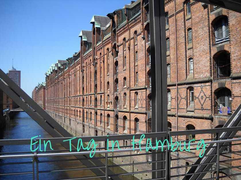 Ein Tag in Hamburg, was soll ich mir anschauen?