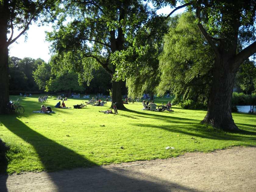 Eichenpark Außenalster