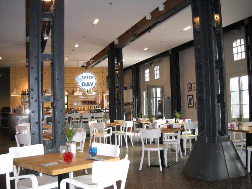 Restaurant Catch of the Day Speicherstadt, Hamburg