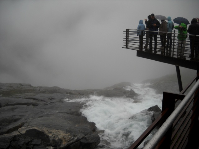 Trollstigen Aussichtsplattform Andalsnes