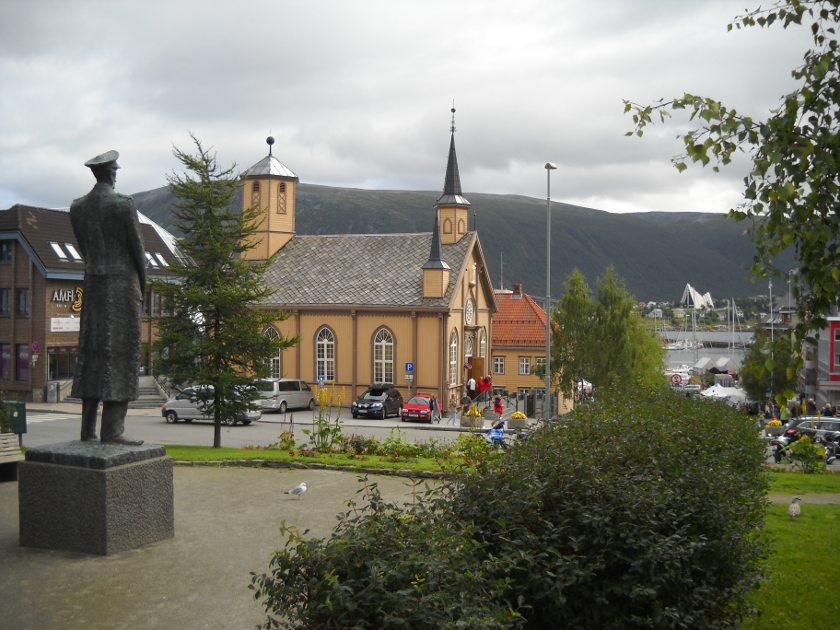 Impressionen – 3 Bilder aus Tromsø