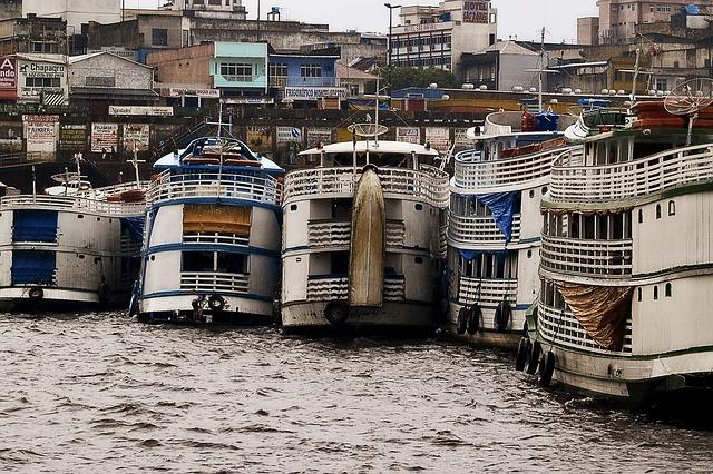 Amazonasboote