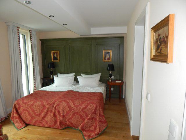 Zimmer im Burghotel Hardenberg