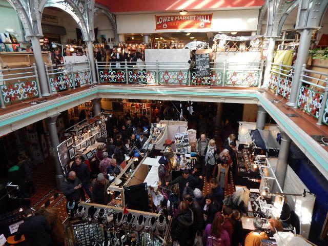Markthalle Camden Market