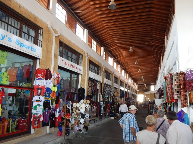 Nikosia Basar