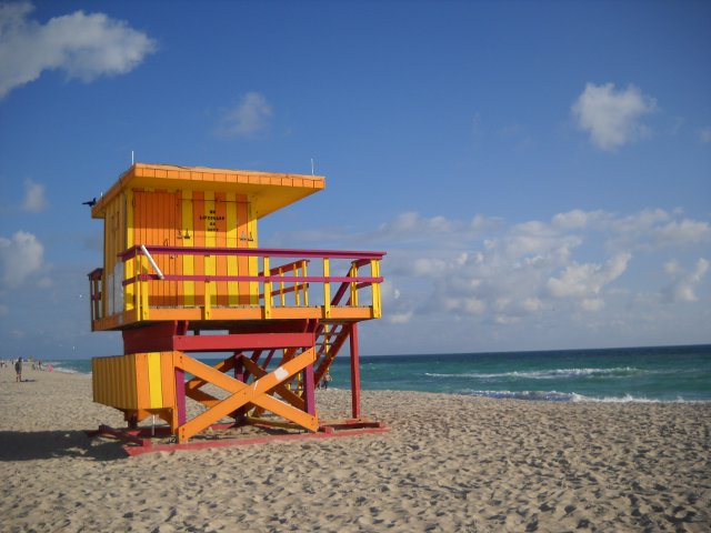 Miami Beach Baywatch