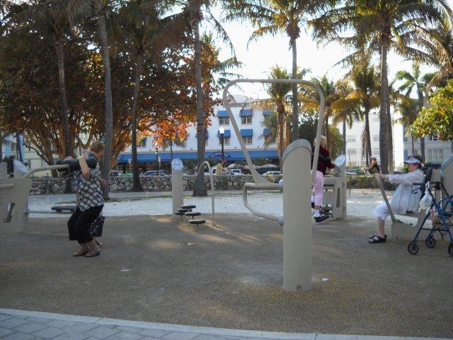Miami Beach Sportler