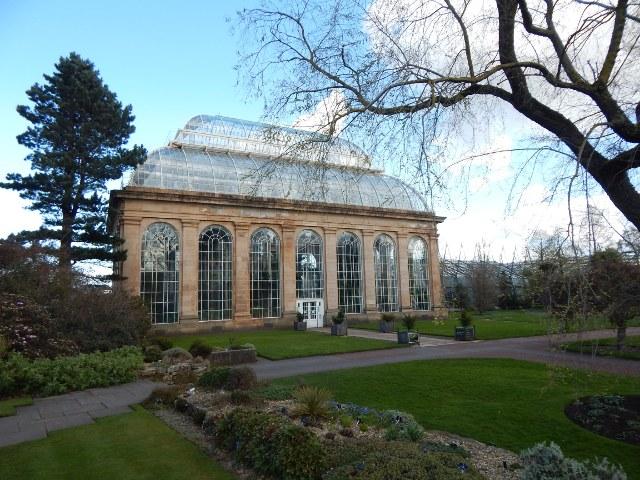 Botanischer Garten Edinburgh kostenlos