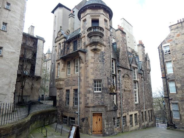 kostenlos Edinburgh Writers Museum